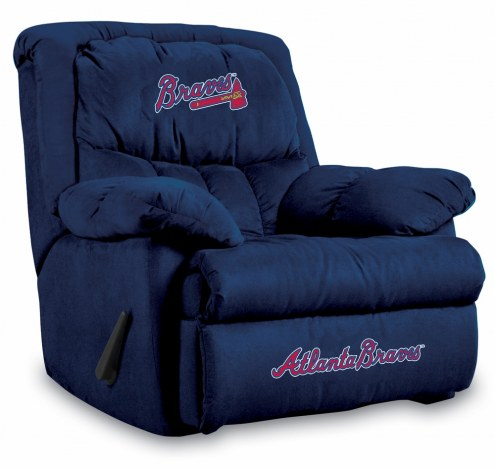 Atlanta Braves Home Team Recliner