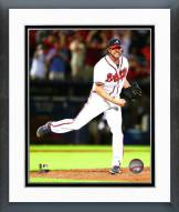 Atlanta Braves Jason Grilli Action Framed Photo