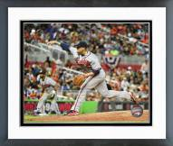 Atlanta Braves Jim Johnson Action Framed Photo