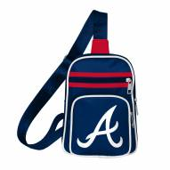 Atlanta Braves Mini Cross Sling Bag