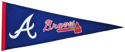 Winning Streak Atlanta Braves Major League Baseball Traditions Pennant