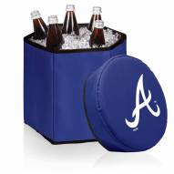 Atlanta Braves Navy Bongo Cooler