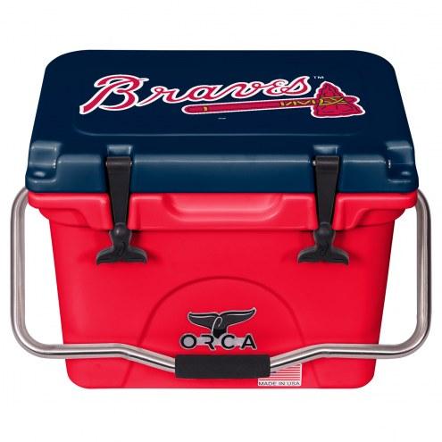 Atlanta Braves ORCA 20 Quart Cooler