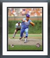 Atlanta Braves Phil Niekro Action Framed Photo