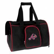 Atlanta Braves Premium Pet Carrier Bag