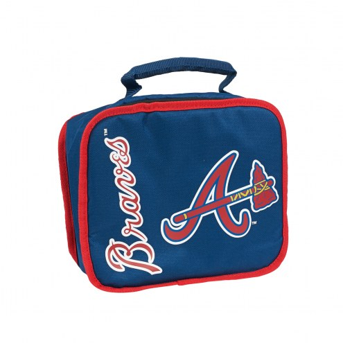 Atlanta Braves Sacked Lunch Box