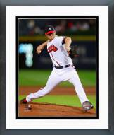 Atlanta Braves Shelby Miller Action Framed Photo