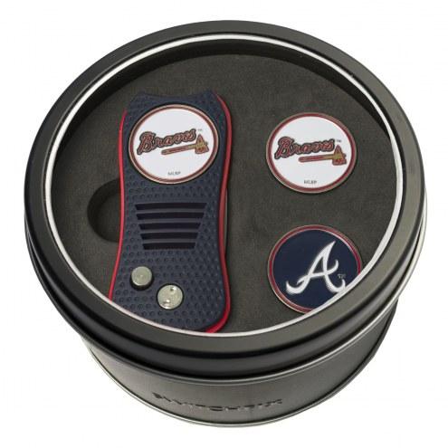 Atlanta Braves Switchfix Golf Divot Tool & Ball Markers