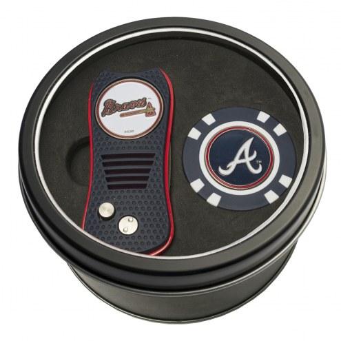 Atlanta Braves Switchfix Golf Divot Tool & Chip
