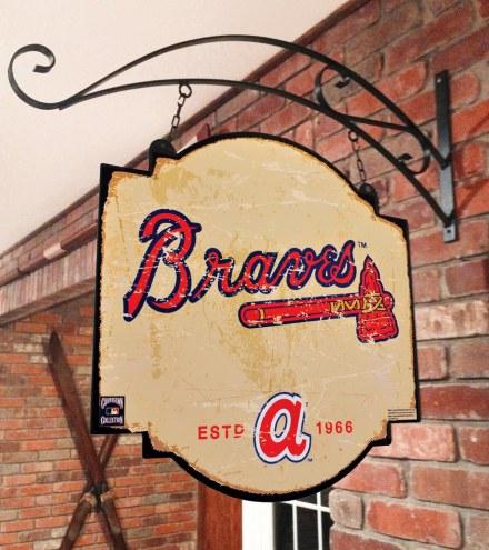 Atlanta Braves Tavern Sign
