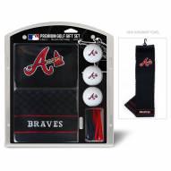 Atlanta Braves Golf Gift Set