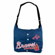 Atlanta Braves Team Jersey Tote