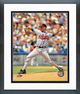 Atlanta Braves Tom Glavine Action Framed Photo