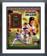 Atlanta Braves Tom Glavine MLB HOF Legends Composite Framed Photo