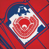 Atlanta Braves Turner Field Stadium Print
