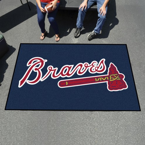 Atlanta Braves Ulti-Mat Area Rug