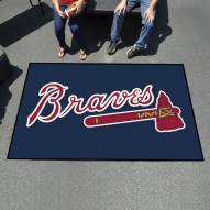 Atlanta Braves Ulti-Mat Area Rug