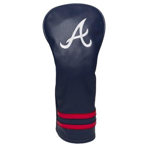 Atlanta Braves Vintage Golf Fairway Headcover
