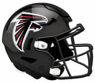 """Atlanta Falcons 12"""" Helmet Sign"""
