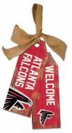 "Atlanta Falcons 12"" Team Tags"