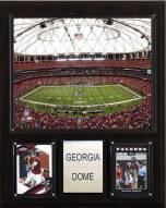 """Atlanta Falcons 12"""" x 15"""" Stadium Plaque"""