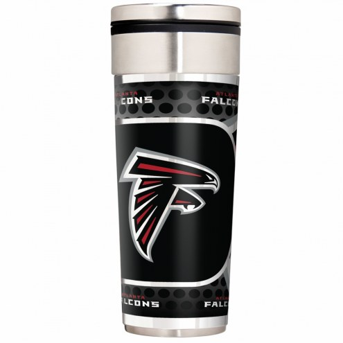 Atlanta Falcons 22 oz. Hi Def Travel Tumbler