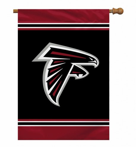 "Atlanta Falcons 28"" x 40"" Banner"