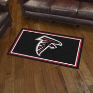 Atlanta Falcons 3' x 5' Area Rug
