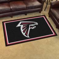 Atlanta Falcons 4' x 6' Area Rug