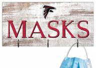 "Atlanta Falcons 6"" x 12"" Mask Holder"