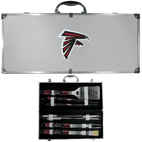 Atlanta Falcons 8 Piece Tailgater BBQ Set