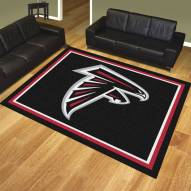 Atlanta Falcons 8' x 10' Area Rug