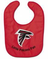 Atlanta Falcons All Pro Little Fan Baby Bib