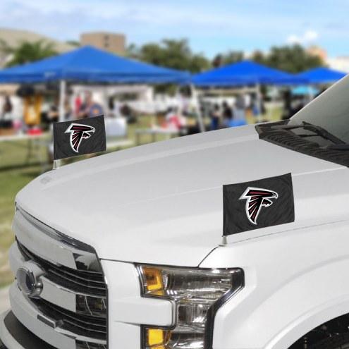 Atlanta Falcons Ambassador Car Flags