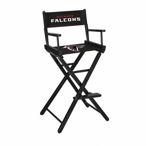 Atlanta Falcons Bar Height Director's Chair