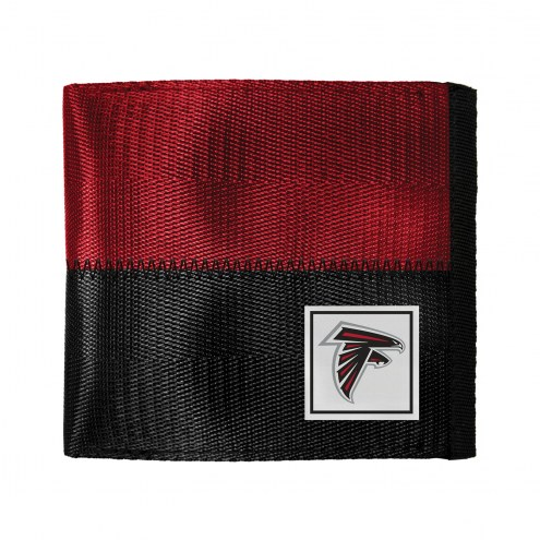 Atlanta Falcons Belted BiFold Wallet