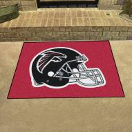 Atlanta Falcons Black All-Star Mat