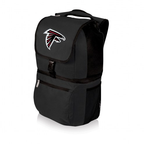 Atlanta Falcons Black Zuma Cooler Backpack