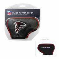 Atlanta Falcons Blade Putter Headcover