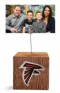Atlanta Falcons Block Spiral Photo Holder