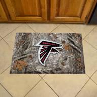 Atlanta Falcons Camo Scraper Door Mat