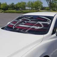 Atlanta Falcons Car Sun Shade
