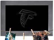 Atlanta Falcons Chalkboard with Frame