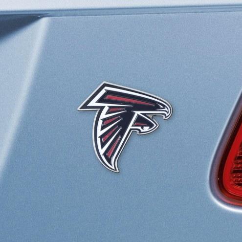 Atlanta Falcons Color Car Emblem