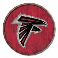 """Atlanta Falcons Cracked Color 24"""" Barrel Top"""