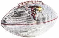 Atlanta Falcons Swarovski Crystal Football