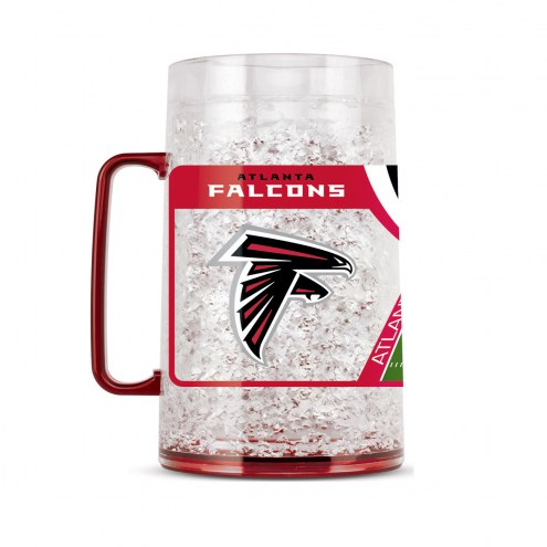 Atlanta Falcons Crystal Freezer Monster Mug