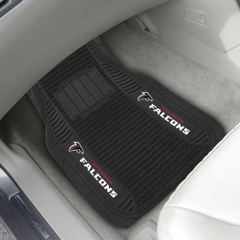 Atlanta Falcons Deluxe Car Floor Mat Set