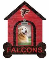 Atlanta Falcons Dog Bone House Clip Frame