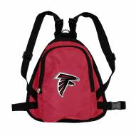 Atlanta Falcons Dog Mini Backpack